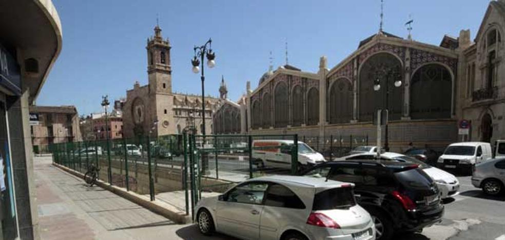 La Junta de Gobierno Local aprueba el viernes el proyecto del aparcamiento de la Plaza de Brujas de Valencia