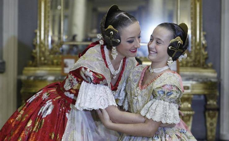 Fotos de la proclamación de las falleras mayores de Valencia 2018