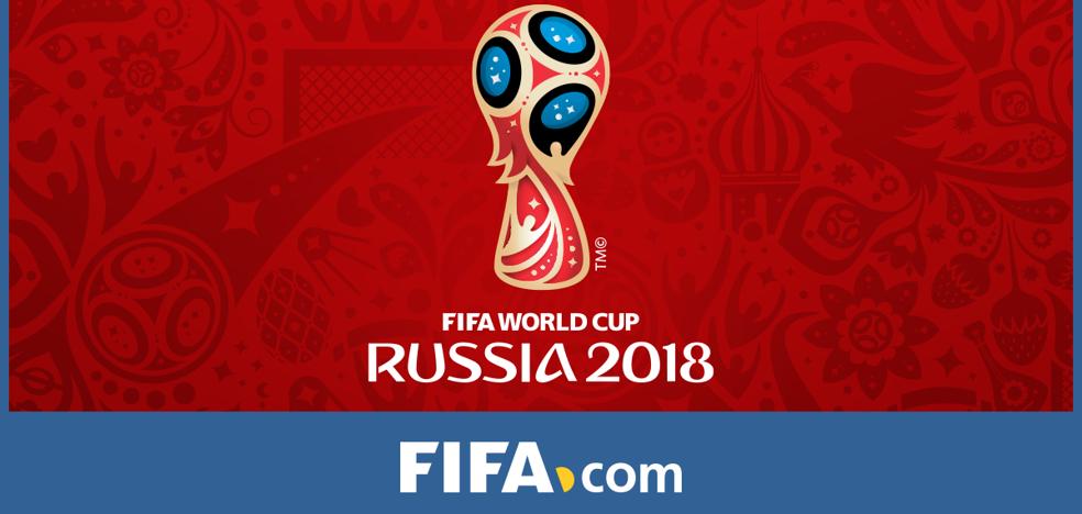 Actualizado | Equipos clasificados para el Mundial de Rusia 2018