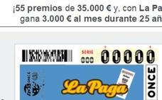 La ONCE reparte 350.000 euros en Alicante