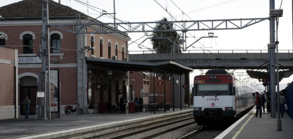 Adif inicia el proceso de expropiación para la mejora de la vía férrea Silla-La Pobla Llarga