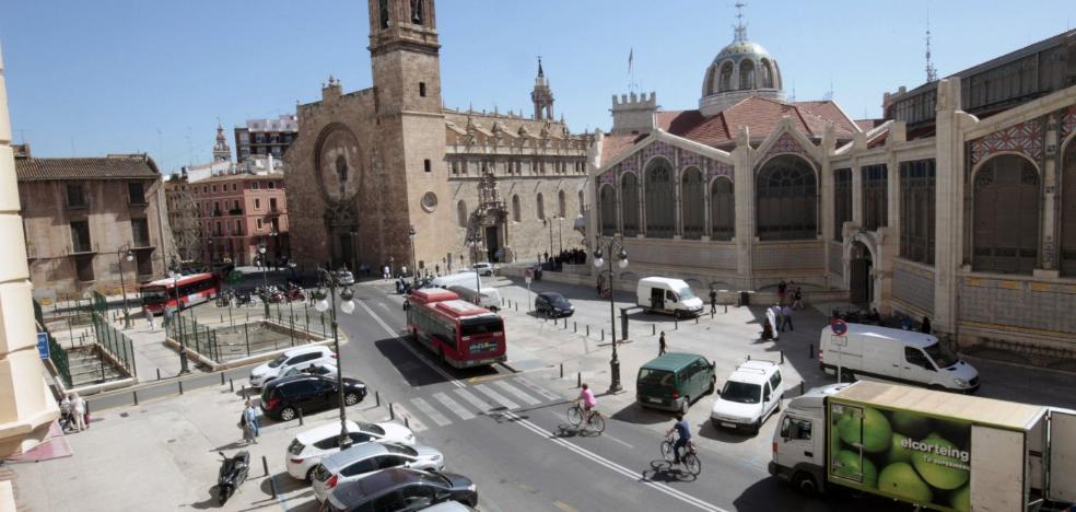 El parking de Brujas saldrá a concurso para acabarlo a los nueve años del inicio de obras