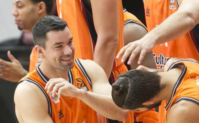 El Valencia Basket, con decisión hacia el top-8