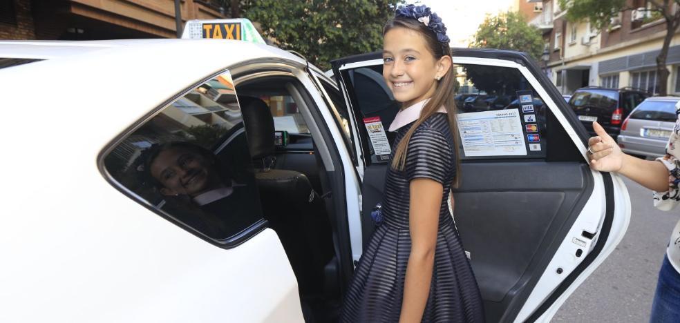 Fallera mayor infantil de Valencia 2018 | Daniela Gómez, una niña con la sonrisa por bandera