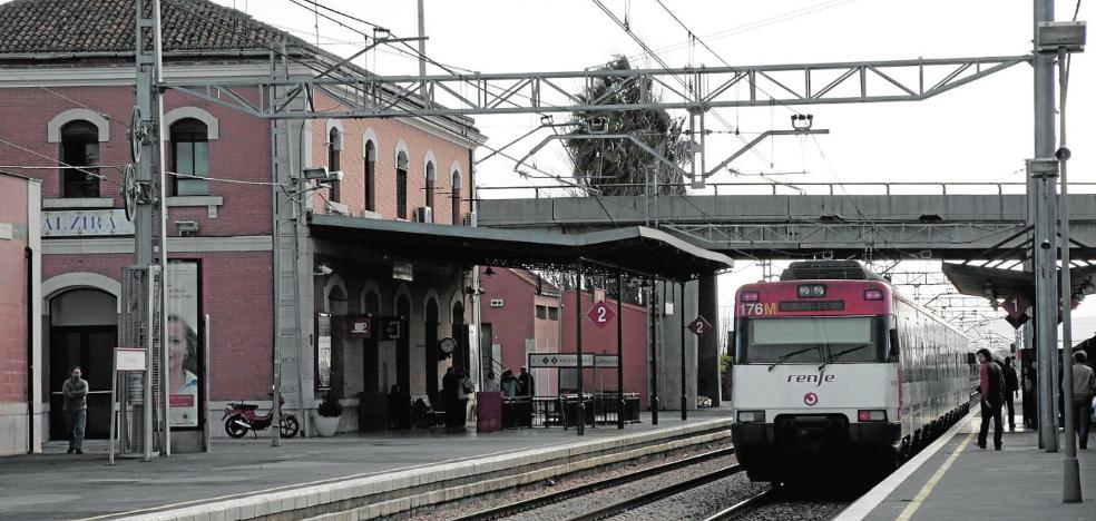 Adif abre el proceso de expropiación para mejorar la vía férrea Silla-La Pobla Llarga