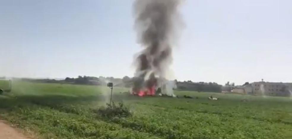 Dolor en Santa Pola, donde residen los padres del piloto de avión Eurofighter fallecido hoy en Albacete
