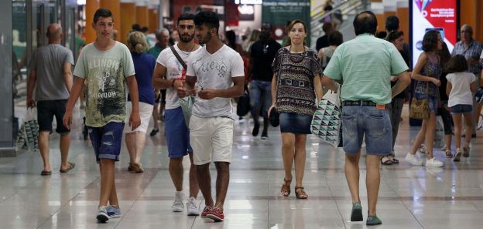 Centros comerciales para hacer compras durante el puente de octubre en Valencia