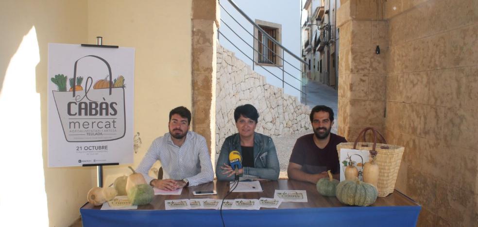 Las calles del casco antiguo de Teulada acogerán 'El Cabàs'