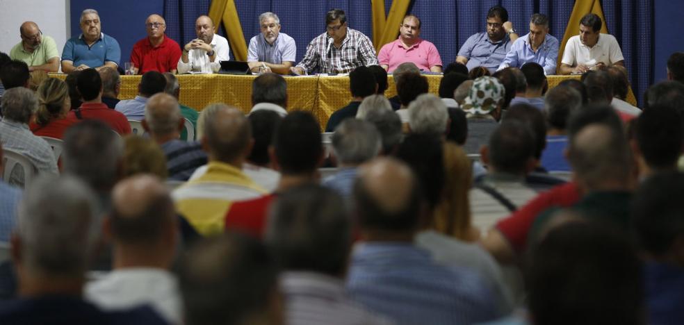 La Interagrupación de Fallas trata de revocar la dimisión de su secretario