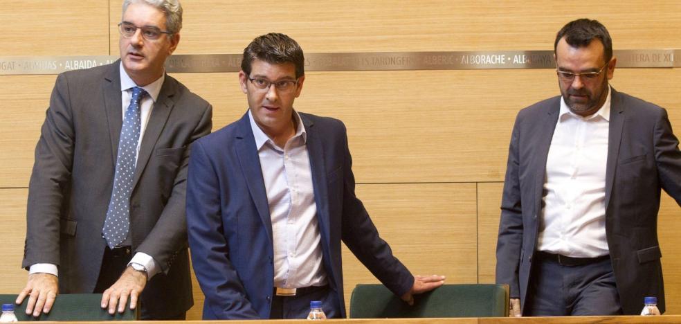 El PP inicia una ofensiva contra los presupuestos de la Diputación