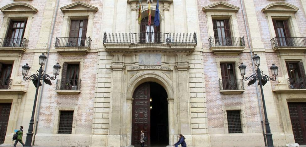 El TSJ archiva la causa contra el juez de Alicante que rechazó escritos en catalán