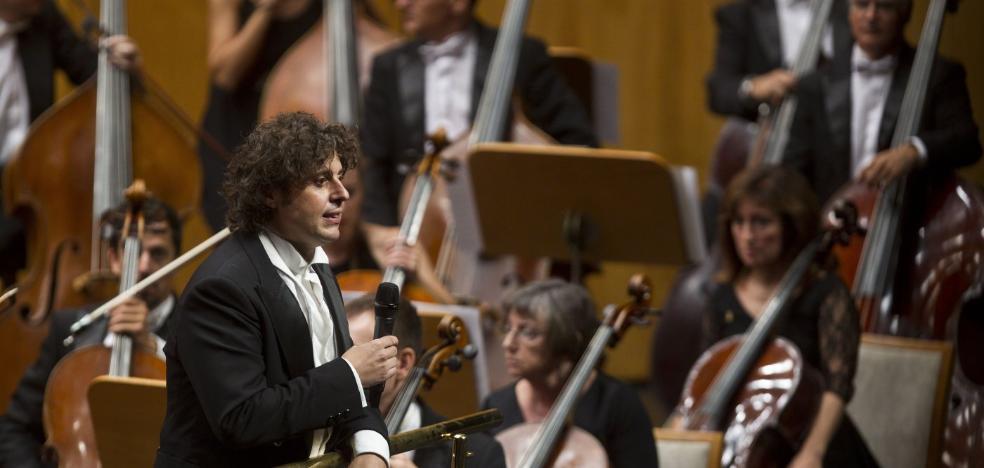 El valenciano Cristóbal Soler lleva hasta Brasil el sinfonismo español del siglo XX