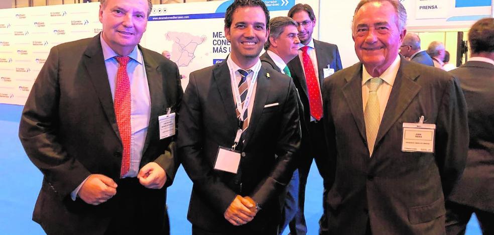 Paterna inicia el estudio sobre el corredor mediterráneo y la conexión a Fuente del Jarro