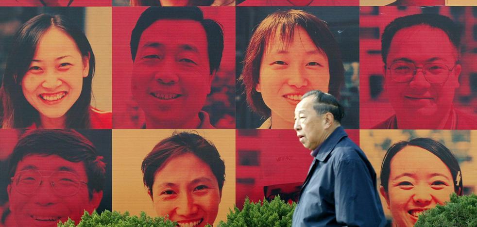 China prepara una base de datos con las caras de todos sus habitantes