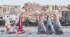 La Volvo Ocean Race arranca mañana en Alicante