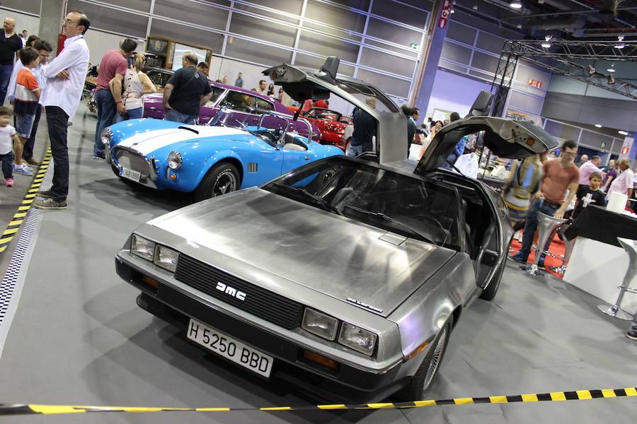 Retro Auto Valencia, el salón de automóviles antiguos, recrea el Rally de Montecarlo