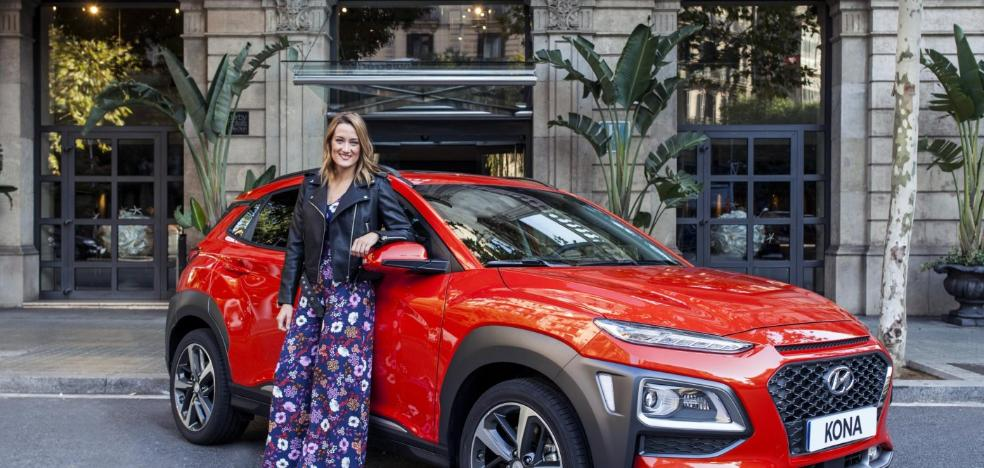 Mireia Belmonte 'ficha' por Hyundai