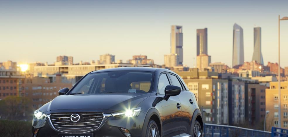 Mazda mira hacia el futuro