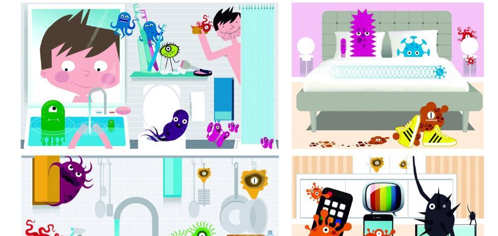 Microbios de andar por casa