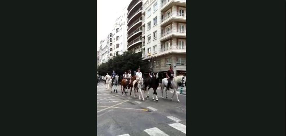 Valencia celebra el Día del Caballo