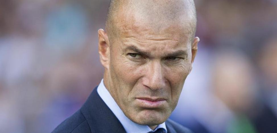 Zidane: «Para Cristiano era importante marcar su primer gol»