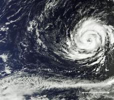 Directo | El huracán Ophelia se acerca a Galicia