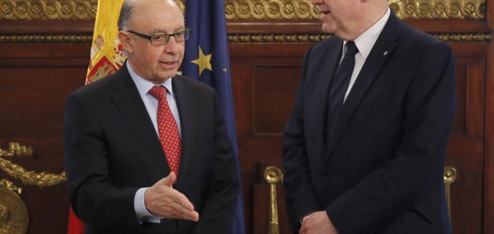Puig y Montoro se reúnen mañana para negociar la nueva financiación