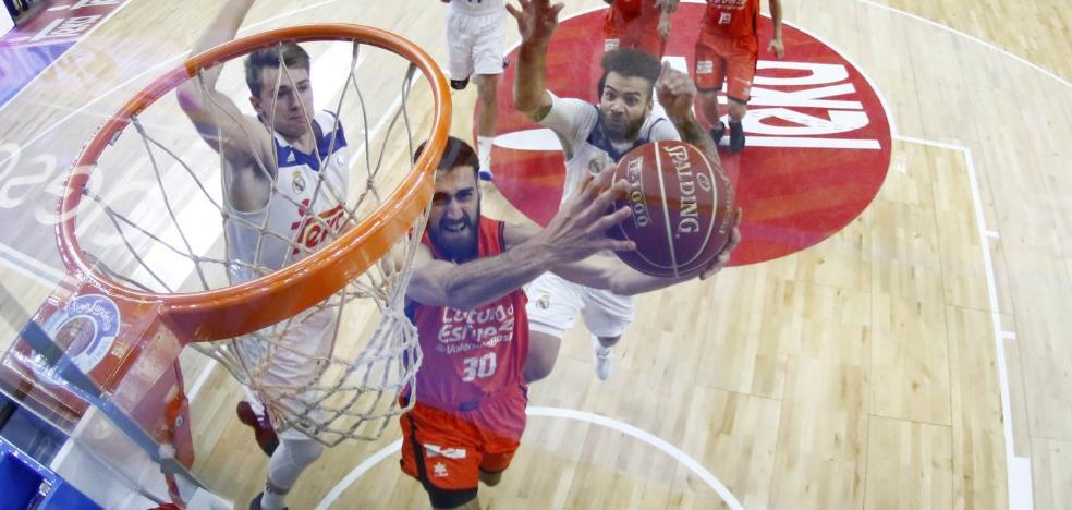 Valencia Basket, un campeón en reserva
