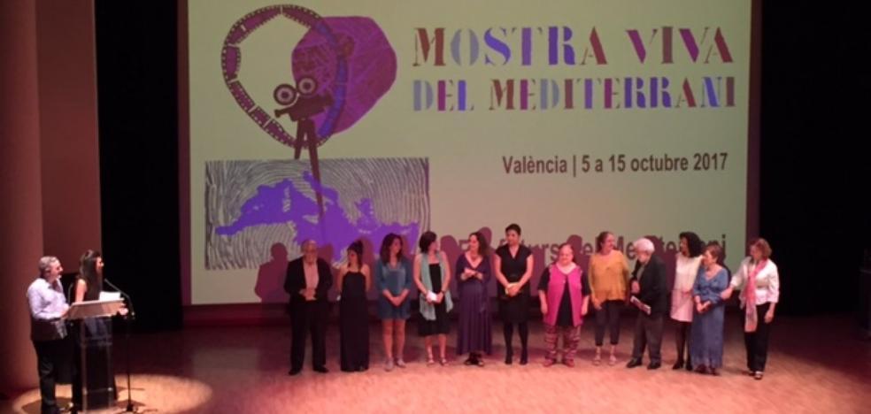 La cineasta Agnès Varda gana el galardón a la mejor película en Mostra Viva