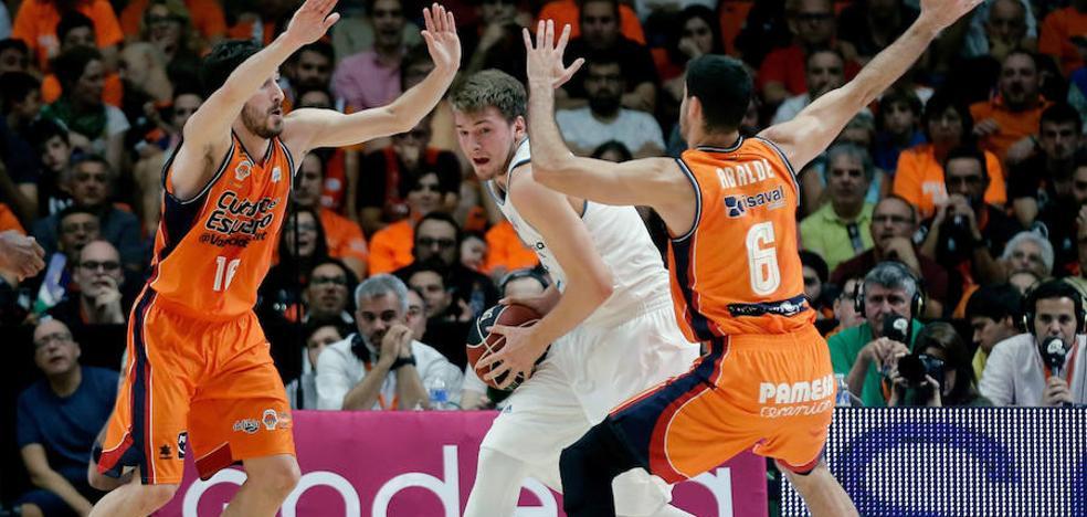 Valencia Basket - Real Madrid: La batalla eterna que regaló la liga (82-86)