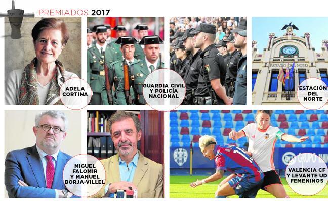 17 años de Valencianos para el Siglo XXI