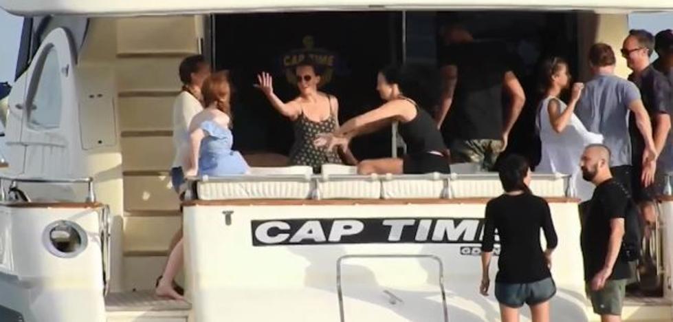 Alicia Vikander y Michael Fassbender se casan en Ibiza