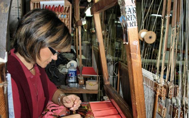 Moncada teje su museo de la fábrica de la seda