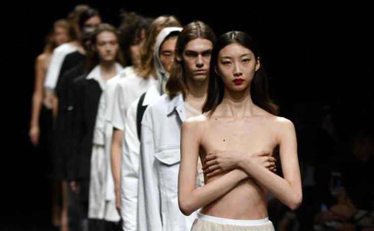 Semana de la Moda de Tokio 2017