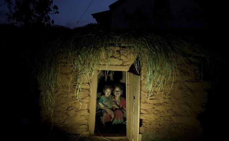 Chaupadi, la maldición de la mujer en Nepal