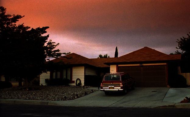 La casa de la familia White en 'Breaking Bad'..