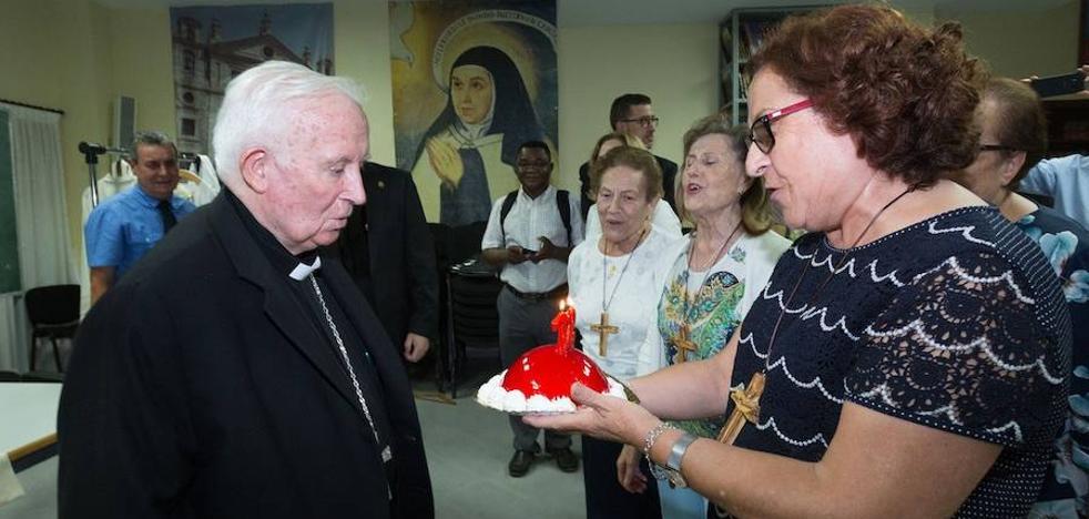 El cardenal Cañizares celebra su 72 cumpleaños