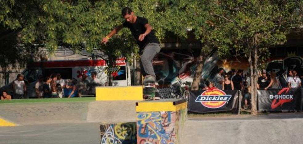 Valencia, capital del skate
