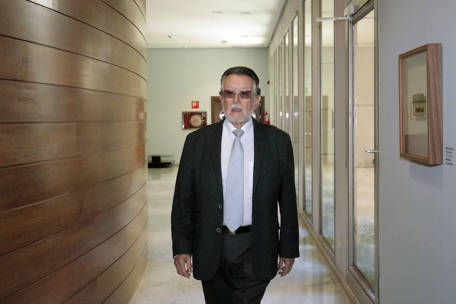 El juez pide un millón de euros de fianza a Alfonso Grau