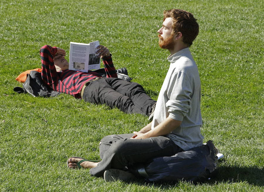 Un investigador valenciano descubre los efectos adversos de la meditación
