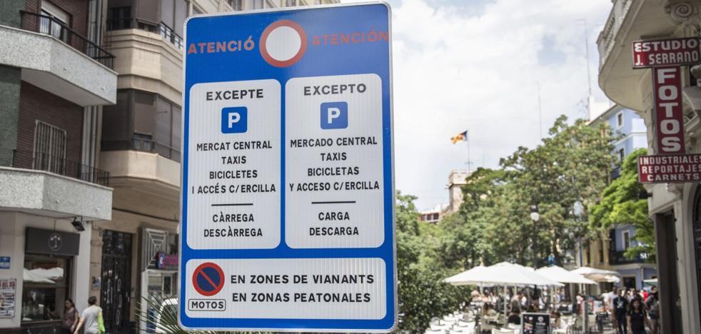 La queja del Síndic fuerza al Consistorio a rotular carteles también en castellano