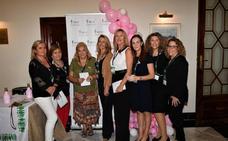 La sociedad valenciana se vuelca en el Ateneo contra el cáncer de mama