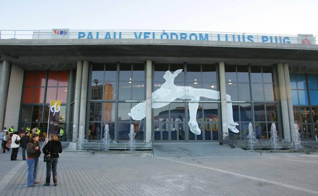 El CTT Mediterráneo jugará en el Velódromo Luis Puig