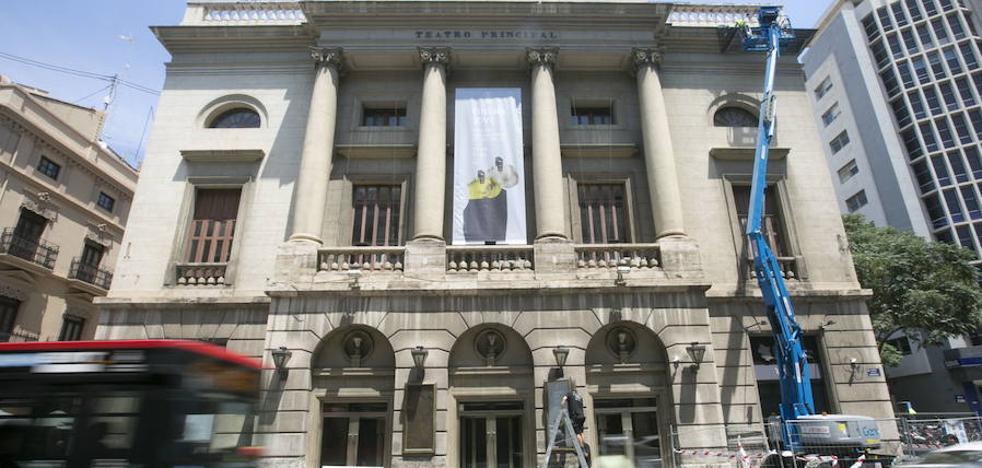 Ciudadanos también pide a la Diputación que ceda el teatro Principal a Lo Rat Penat para los Jocs Florals
