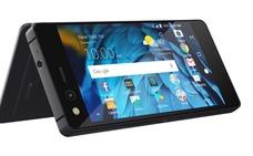 Llega el primer móvil plegable de la mano de ZTE
