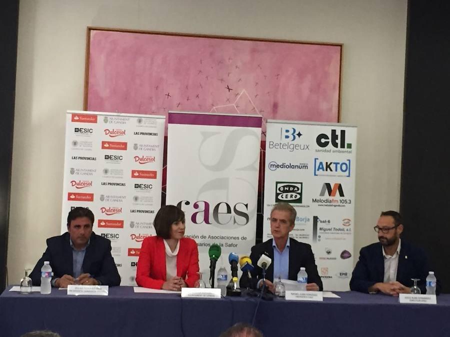 Los premios FAES 2017 recaen en CTL Sanidad ambiental, La Gastrocasa, Formigó Estudi, Farmacia del Paseo, Metálicas Maguisa y La tienda Home