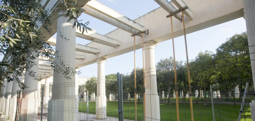 Las columnas de Bofill pasan por el quirófano
