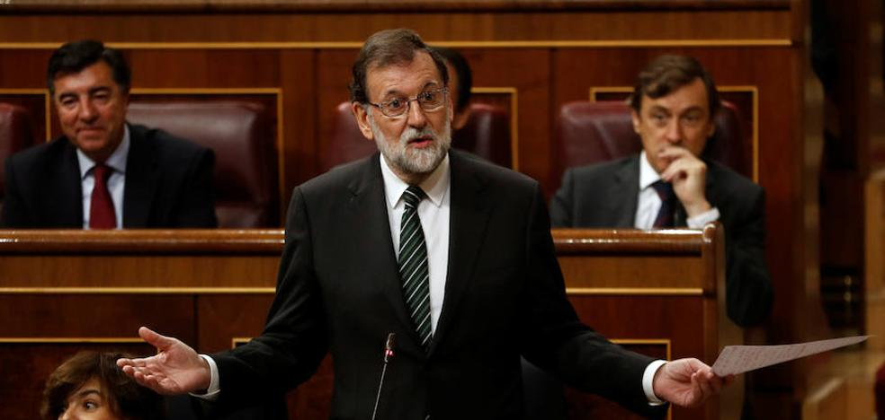 Rajoy se plantea renunciar al 155 si Puigdemont convoca elecciones anticipadas
