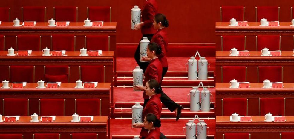 El sorprente congreso del partido comunista chino
