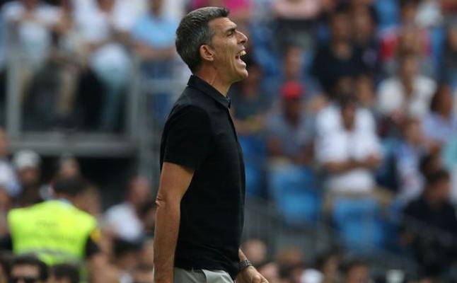 Levante UD | Muñiz: «Me preocuparía si el equipo no estuviera haciendo goles»